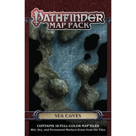 Pathfinder Map Pack Sea Caves