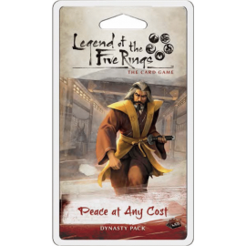 Legend of the Five Rings LCG: Peace at Any Cost Dynasty Pack