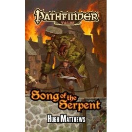Pathfinder Tales Song of the Serpent