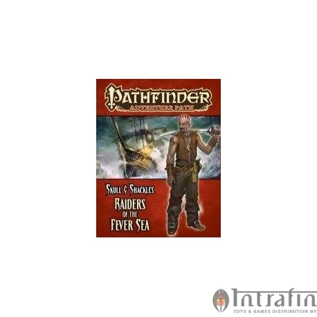 Pathfinder Adventure Path Raiders of the Fever Sea