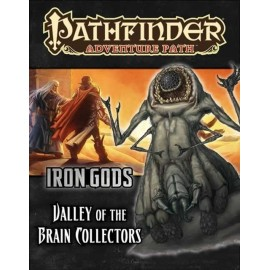 Pathfinder Adventure Path Valley of the Brain Collectors