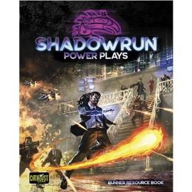Shadowrun Power Plays RPG