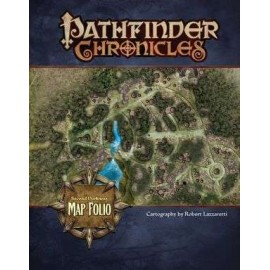 Pathfinder Chronicles Second Darkness Map Folio