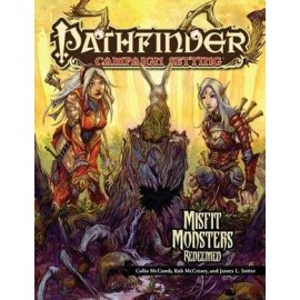 Pathfinder Chronicles Misfit Monsters Redeemed