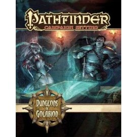 Pathfinder Campaign Setting Dungeons of Golarion