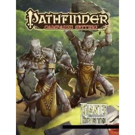 Pathfinder Campaign Setting GiantsRevisited