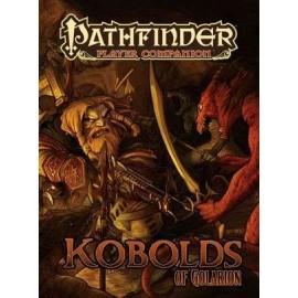 Pathfinder Player Companion Kobolds of Golarion