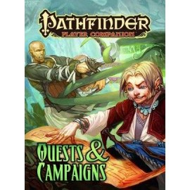 Pathfinder Player Companion Quests& Campaigns