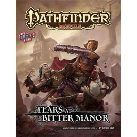 Pathfinder Module Tears at Bitter Manor