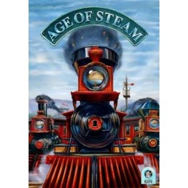 Age of Steam Nederlands bordspel