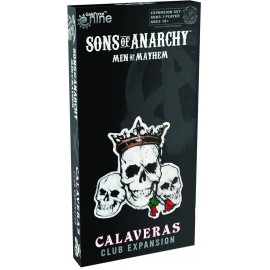 Sons of Anarchy Calaveras