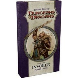 Dungeons & Dragons 4 Divine Power Cards Invoker