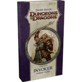 Dungeons & Dragons 4 Divine Power Cards Invoker
