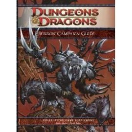 Dungeons & Dragons 4 Eberron Campaign Guide