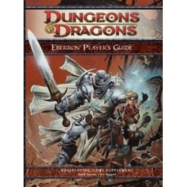 Dungeons & Dragons 4 Eberron Player's Guide