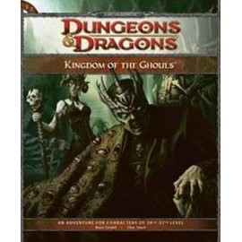 Dungeons & Dragons 4 Kingdom of Ghouls