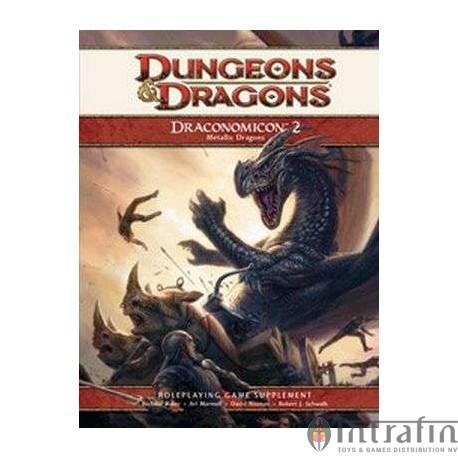 DRACONOMICON METALLIC DRAGONS 4E PDF