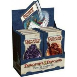 Dungeons & Dragons 4 Power Cards 2Display (8)