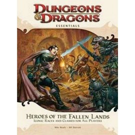 Dungeons & Dragons 4 Heroes of the Fallen Lands