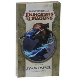 Dungeons & Dragons 4 Arcane Power Cards Swordmage 2