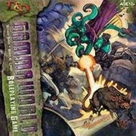 Dungeons & Dragons 4 Gamma World