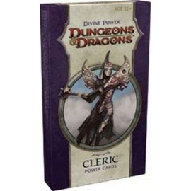 Dungeons & Dragons 4 Divine Power Cards Cleric