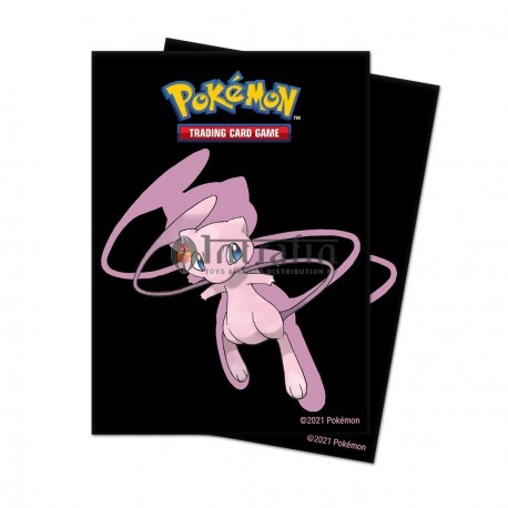 Pokémon Mew deckprotectorsleeves piece (65ct)