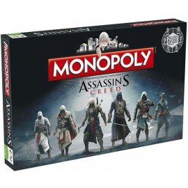 Monopoly Assassins Creed - English