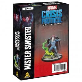 Mr Sinister: Marvel Crisis Protocol
