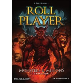 Roll Player exp: Monsters & Minions
