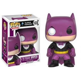 Heroes 122 POP - Batman as Villains - The Penguin Imposter