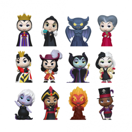 Mystery Minis: Disney Villains (12)