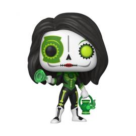 Heroes: Dia De Los DC -Green Lantern (Jessica Cruz)