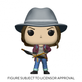 Television: Walking Dead -Maggie w/Bow
