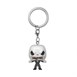 POP Keychain: NBC-Jack (scary face)