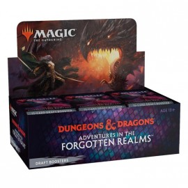 MTG Forgotten Realms Draft Booster Display ENG (36)