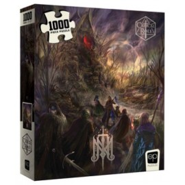 Critical Role: The Mighty Nein - Isharnai's Hut 1000 PC Puzzle