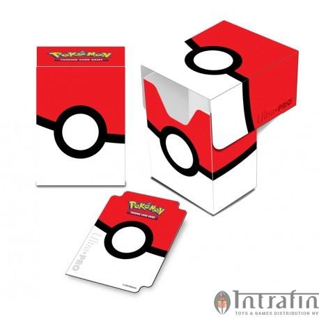 Pokémon Pokeball Full-View Deck Box