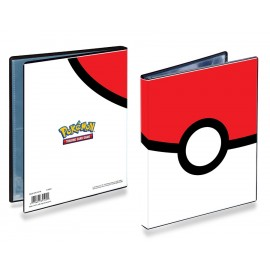 Pokémon Pokeball 4-Pocket Portfolio