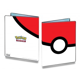 Pokémon Pokeball 9-Pocket Portfolio
