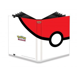 Pokémon Pro Binder Pokeball