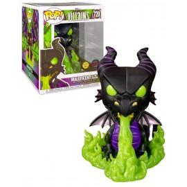 "POP Disney: Villains - Dragonw/Flames 6"" (MT)(GW)"