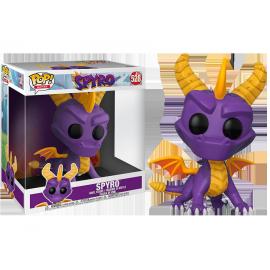 "Games: Spyro the Dragon - 10"" Spyro"