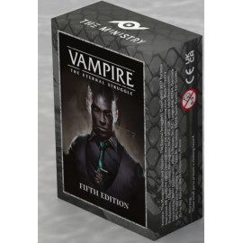 Vampire the Eternal Struggle FR- 5th Edition Ministry