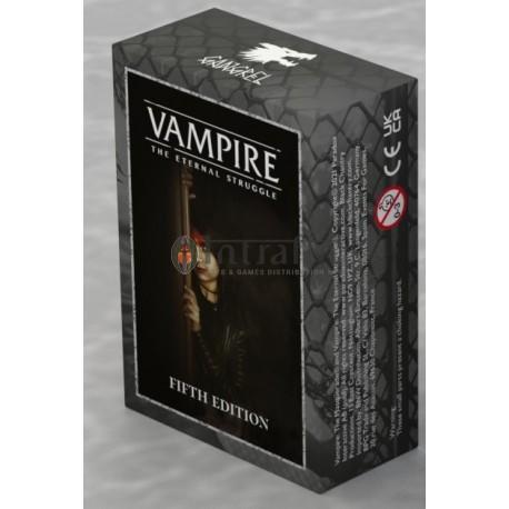 Vampire the Eternal Struggle FR- 5th Edition Gangrel
