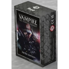 Vampire the Eternal Struggle FR- 5th Edition Brujah