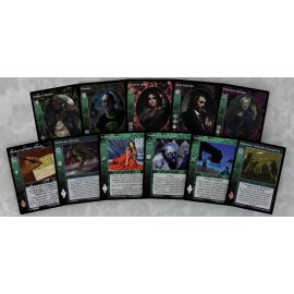 Vampire the Eternal Struggle - Promo Pack Icons FR