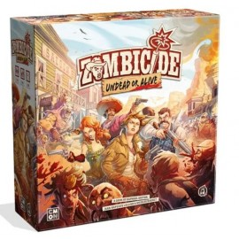 Zombicide: Undead or Alive boardgame