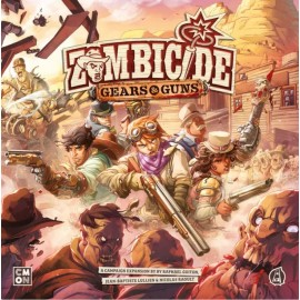 Zombicide: Gears & Guns Expansion