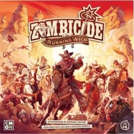Zombicide: Running Wild Expansion
